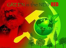 Agenda21GreenIsRed